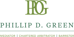 Phillip D. Green Barrister